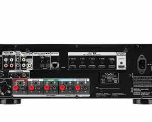 DENON AVR S650  N  +  POLK AUDIO TL 1600