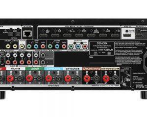 DENON AVR X2600 N + POLK AUDIO 1 SIS T50 N + 1 T30 N + 2 T15 N + HTS 10 N