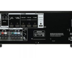 Denon AVRX550BT  +   Polk TL1600 N