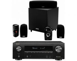 DENON  AVR X1600 N + POK AUDIO  TL1600N