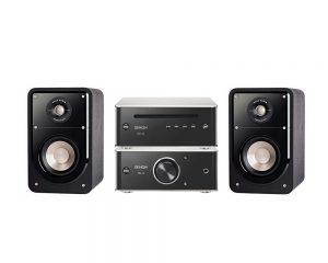 DENON  PMA60S +   DCD 50S  + POLK AUDIO 2  S15N